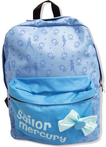 Sailormoon Sailor Mercury Backpack, an officially licensed Sailor Moon Bag