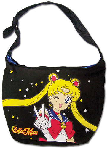 Sailormoon Sailor Moon Hobo Bag officially licensed product at B.A. Toys.