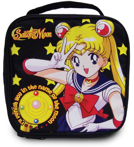 Sailormoon Sailor Moon Punish Lunch Bag, an officially licensed product in our Sailor Moon Bags department.