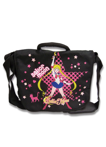 Sailormoon S Moon Messenger Bag officially licensed product at B.A. Toys.