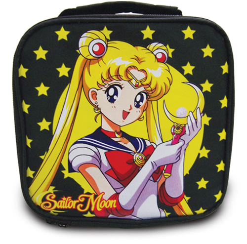 Sailormoon Sailor Moon With Stick Lunch Bag, an officially licensed Sailor Moon Bag