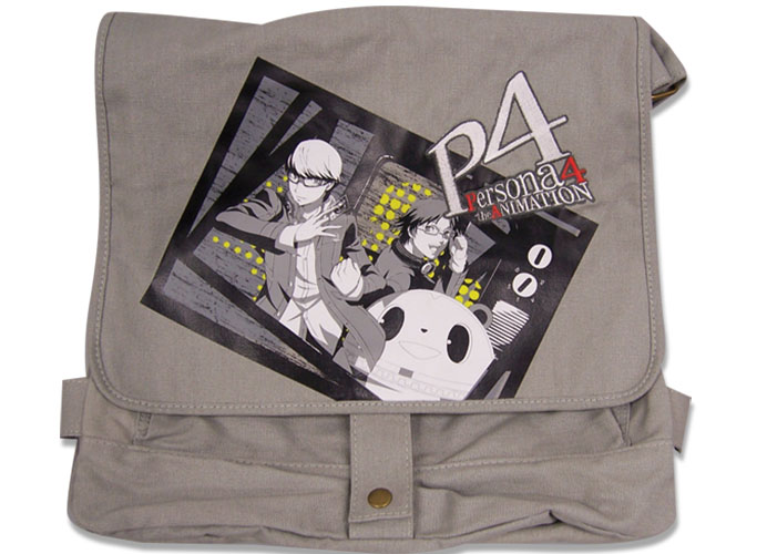 Persona 4 - Group Messenger Bag, an officially licensed product in our Persona Bags department.