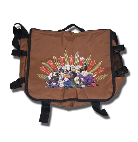 Hetalia World Series Group Pile Up Messenger Bag, an officially licensed product in our Hetalia Bags department.