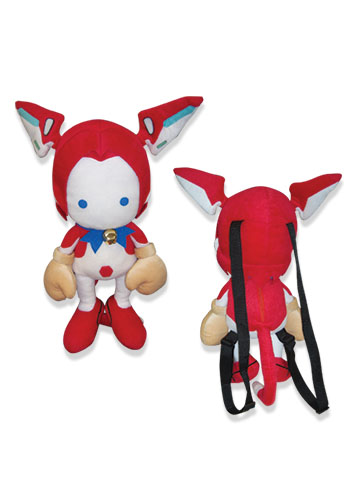 Cat Planet Cuties Assist-a-roid Plush Bag officially licensed product at B.A. Toys.