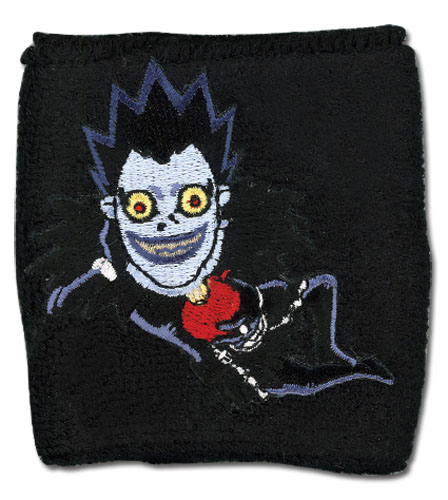 Death Note Ryuk Sd Wristband, an officially licensed product in our Death Note Wristbands department.