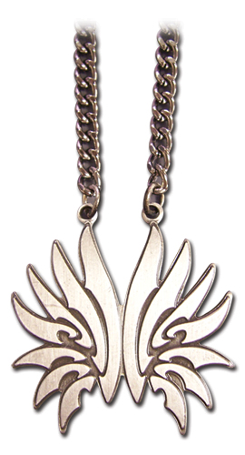 Tsubasa Wing Icon Necklace, an officially licensed product in our Tsubasa Jewelry department.