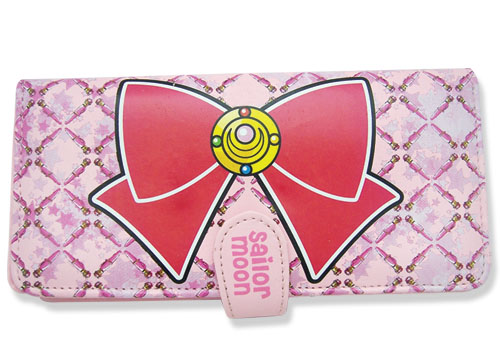 Sailormoon Sailor Moon Bow Wallet, an officially licensed product in our Sailor Moon Wallet & Coin Purse department.