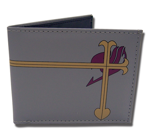 Fairy Tail Ezra's Insignia Wallet, an officially licensed Fairy Tail Wallet & Coin Purse