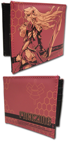 Freezing Satellizer Wallet, an officially licensed product in our Freezing Wallet & Coin Purse department.