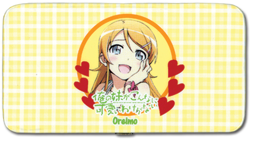 Oreimo Kirino Hinge Wallet, an officially licensed product in our Oreimo Wallet & Coin Purse department.