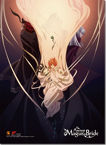Ancient Magus Bride - Main Art Ss Wall Scroll, an officially licensed The Ancient Magus Bride product at B.A. Toys.