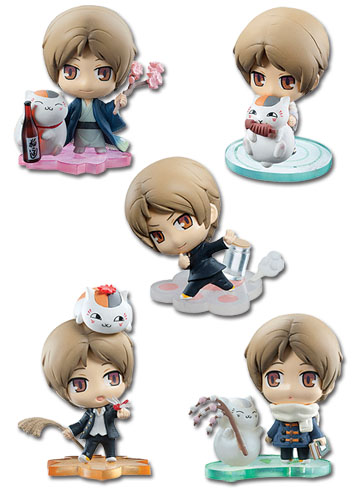Natsume's Book Of Friends - Natsume Four Season Figures (6Pcs / Set), an officially licensed product in our Natsume'S Book Of Friends Bobble Heads & Figures department.