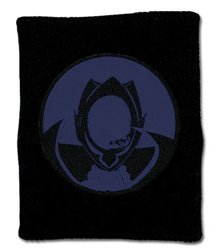 Code Geass Zero Wristband, an officially licensed Code Geass Wristband