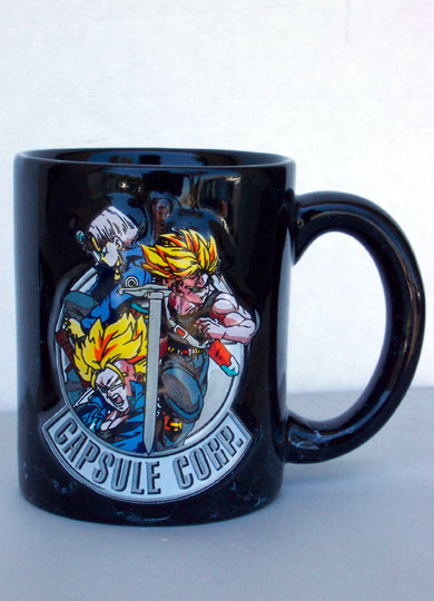 Dragon Ball Z Mug (Marbleized), an officially licensed Dragon Ball Z product at B.A. Toys.