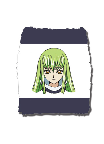 Code Geass C.c Wristband officially licensed product at B.A. Toys.