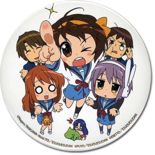 Haruhi-chan Group 3