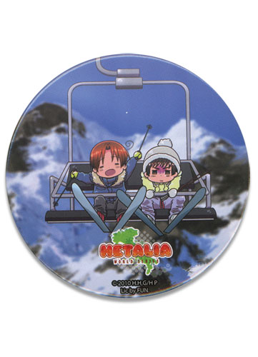 Hetalia World Series Snow Boarding 3