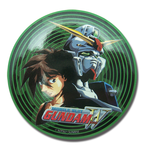 Gundam Wing Heero And Wing 3