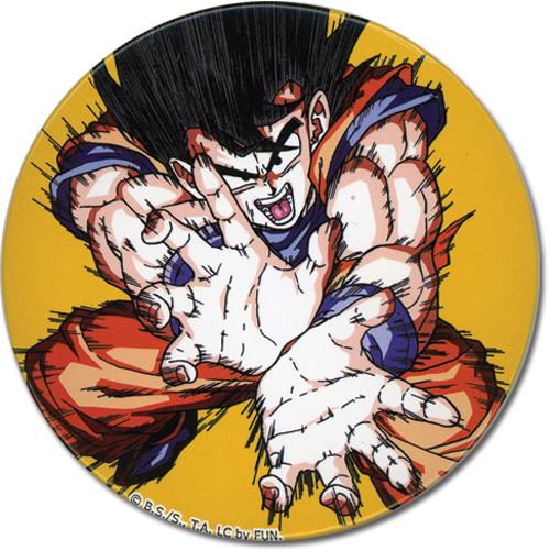 Dragon Ball Z Goku 3