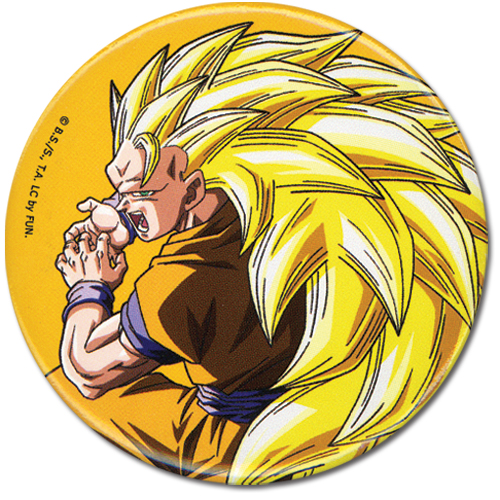 Dragon Ball Z Ss Goku 1.25