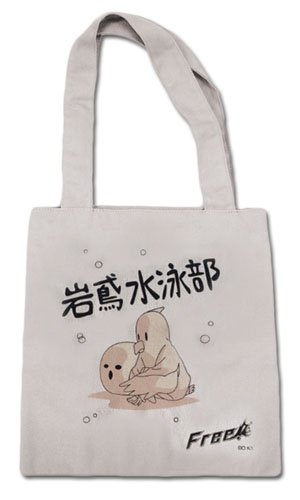 Free! - Iwatobi Sc Tote Bag officially licensed product at B.A. Toys.