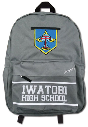 Free! Iwatobi Hs Backpack Bag, an officially licensed product in our Free! Bags department.