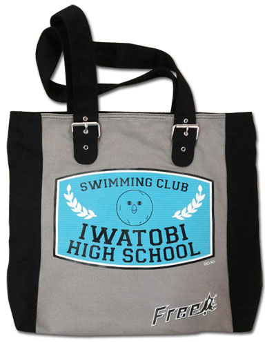 Free! - Iwatobi Tote Bag officially licensed product at B.A. Toys.