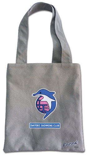 Free! - Iwatobi Es Sc Tote Bag, an officially licensed product in our Free! Bags department.
