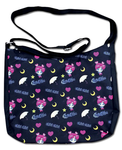 Sailor Moon - Chibichibi Moon Messenger Bag, an officially licensed product in our Sailor Moon Bags department.
