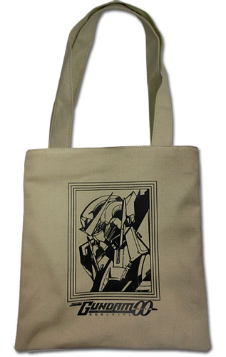 Gundam 00 - Exia Tote Bag, an officially licensed product in our Gundam 00 Bags department.