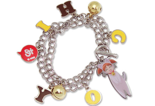 Azumanga Daioh Chiyo Bracelet, an officially licensed Azumanga product at B.A. Toys.