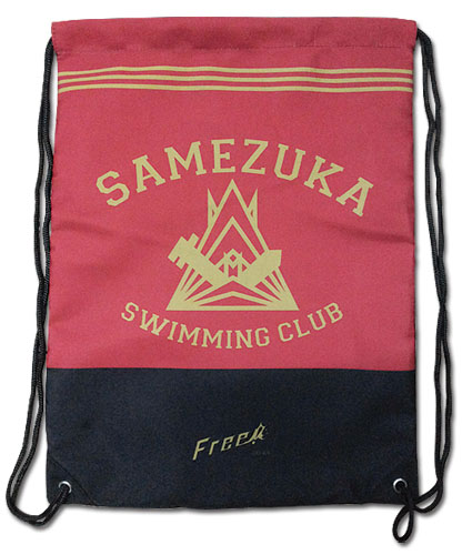 Free! - Samezuka Sc Drawstring Bag, an officially licensed product in our Free! Bags department.
