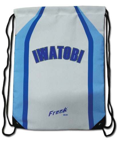 Free! - Iwatobi Sc Jacket Drawstring Bag, an officially licensed product in our Free! Bags department.