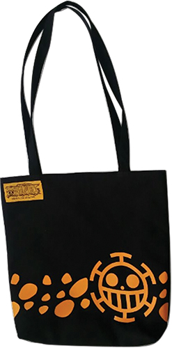 One Piece - Law Tote Bag, an officially licensed product in our One Piece Bags department.