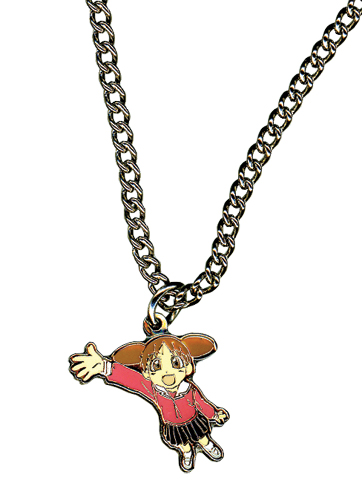 Azumanga Daion Chiyo Necklace, an officially licensed Azumanga product at B.A. Toys.