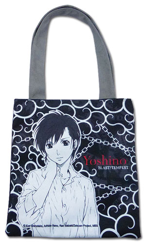 Blast Of Tempest - Yoshino Tote Bag, an officially licensed product in our Blast Of Tempest Bags department.