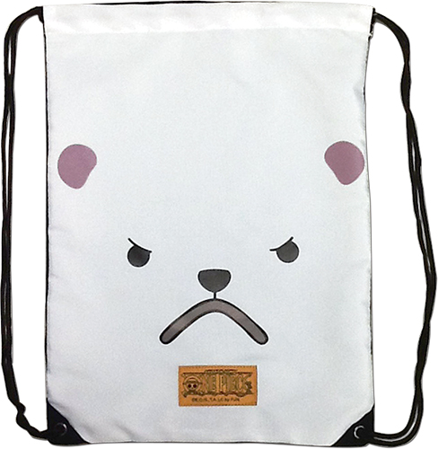 One Piece - Bepo Drawstring Bag, an officially licensed product in our One Piece Bags department.
