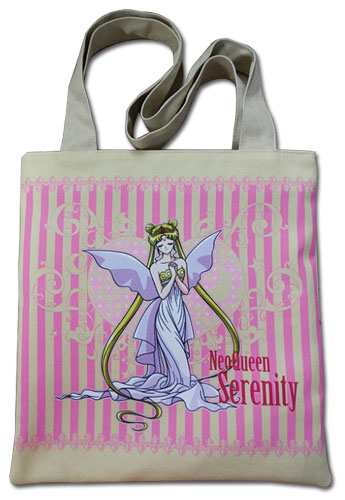 Sailor Moon - Serenity Tote Bag, an officially licensed product in our Sailor Moon Bags department.