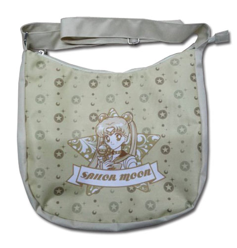 Sailor Moon - Sailor Moon Flower Shoulder Bag, an officially licensed product in our Sailor Moon Bags department.