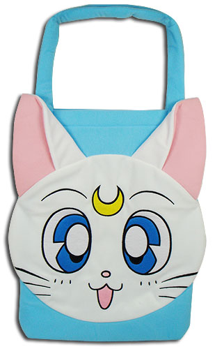 Sailor Moon R - Artemis Plush Tote Bag, an officially licensed product in our Sailor Moon Bags department.
