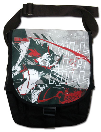 Kill La Kill - Ryuko Green Messenger Bag, an officially licensed product in our Kill La Kill Bags department.