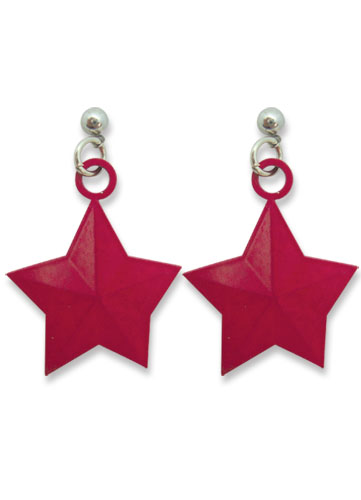 Sailormoon Sailormars Earrings, an officially licensed product in our Sailor Moon Jewelry department.
