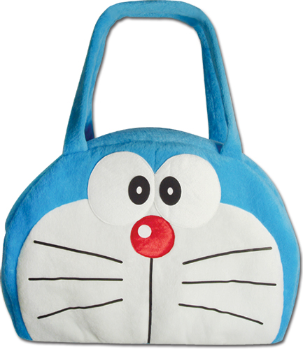 Doraemon - Doraemon Plush Handbag, an officially licensed product in our Doraemon Bags department.