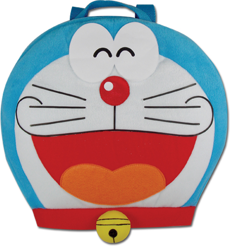 Doraemon - Doraemon Head Plush Bag, an officially licensed product in our Doraemon Bags department.