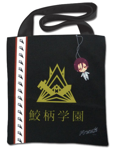 Free! - Samezuka Sc & Rin Tote Bag, an officially licensed product in our Free! Bags department.