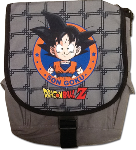 Dragon Ball Z - Goku Messenger Bag, an officially licensed product in our Dragon Ball Z Bags department.