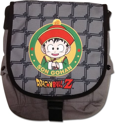 Dragon Ball Z - Gohan Messenger Bag, an officially licensed product in our Dragon Ball Z Bags department.