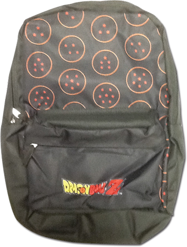 Dragon Ball Z - Dragonball Backpack Bag, an officially licensed product in our Dragon Ball Z Bags department.