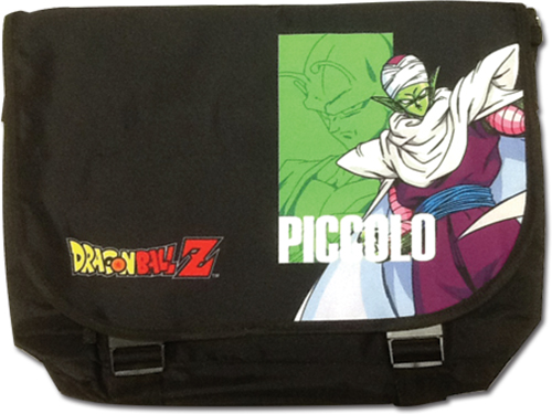 Dragon Ball Z - Piccolo Messenger Bag, an officially licensed product in our Dragon Ball Z Bags department.