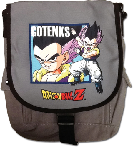 Dragon Ball Z - Gotenks Messenger Bag officially licensed Dragon Ball Z Bags product at B.A. Toys.